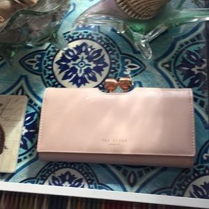 Ted Baker Felicee Bobble Matinee Clutch or Wallet